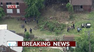 FBI assisting police in search for missing people on city's east side - Video