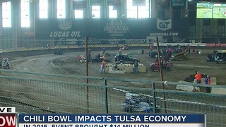 Chili Bowl Nationals brings in millions to local economy - Video