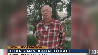 Family fight leaves elderly man dead - Video