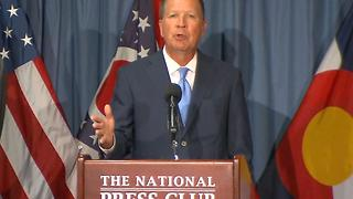 Kasich on healthcare 6/27/17 - Video