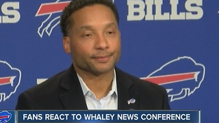 Bills fans brace for a rebuild - Video