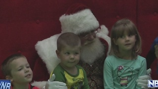 Santa talks with NBC26 before he delivers gifts around the world - Video