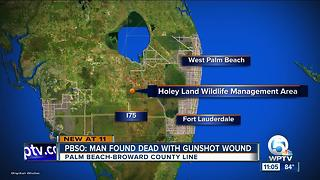 Deputies investigating fatal shooting in southern Palm Beach Co. - Video