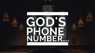 God's Phone Number