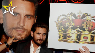 Business Mogul & Social Media Sensation Scott Disick Celebrates His 33rd Birthday - Video