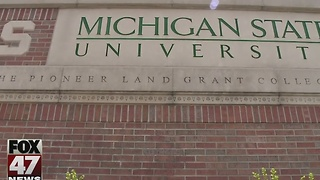 MSU stepping up security after data breach - Video