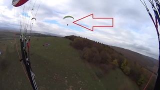 Paragliding gone wrong: Fail compilation - Video
