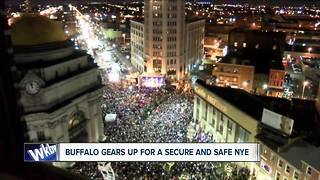 Buffalo gears up for a secure and safe NYE - Video