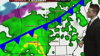 Dustin's First Alert Forecast 1-11 - Video