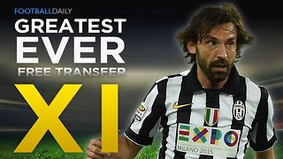 Greatest Ever Free Transfer XI! - Video