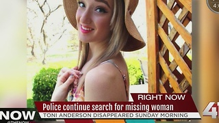 Family desperate to find missing UMKC student - Video