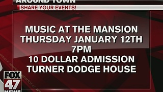 Music at the Mansion kicks off tonight - Video