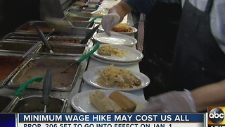 Minimum wage increase…will it actually happen in Arizona? - Video
