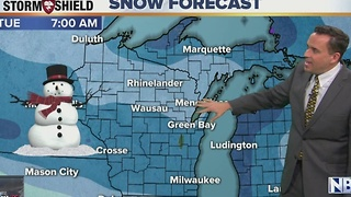 Cameron's Forecast - Video