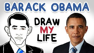 Barack Obama | Draw My Life - Video