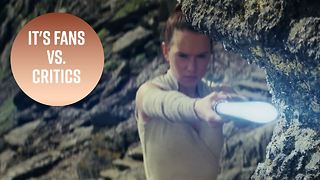 The Last Jedi's Rotten Tomatoes Controversy - Video