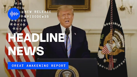Ep. 35 Trump Did Not Concede, Italian Gov. & Vatican Election Interference, Big Tech Black Friday