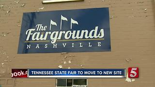 Tennessee State Fair To Move From Current Site - Video