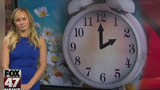 New bill to end Daylight Savings Time in Michigan - Video