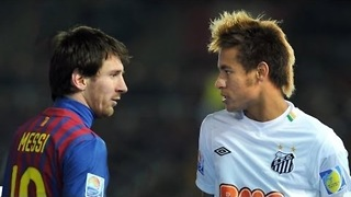 Messi Vs Neymar - Video