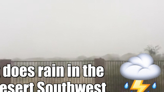 Monsoon season is beginning - Video