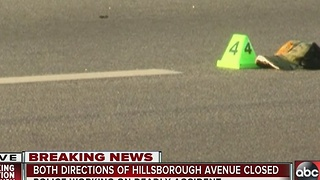Bicyclist killed in hit and run in Tampa