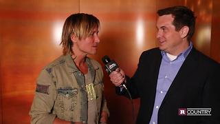Keith Urban talks about ACM Awards performance | Rare Country - Video