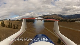 Radio controlled jet fighters reach incredible speeds