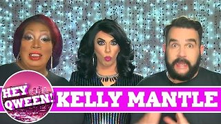 Kelly Mantle On Hey Qween with Jonny McGovern! PROMO! - Video