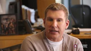 Todd Chrisley on his new talk show  | Rare Country - Video
