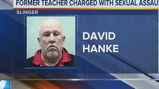 Retired Slinger band teacher accused of sexually assaulting student - Video