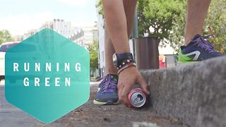 Don't just run... Run and save the planet! - Video