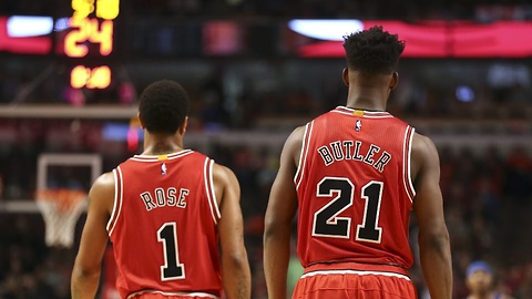 Jimmy Butler Top 10 Plays Of The 2016 Season