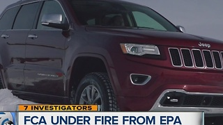 FCA under fire from EPA - Video