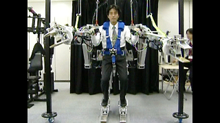 Robot Exoskeleton: Power Loader - Video