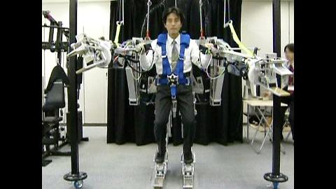 Robot Exoskeleton: Power Loader