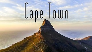 Magnificent Aerial Footage of Cape Town's Coast - Video