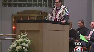 Interfaith service in Naples - Video
