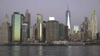 New York City Skyline - Video
