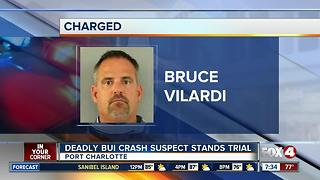Deadly BUI crash suspect will stand trial Tuesday