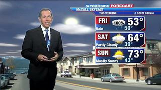 Scott Dorval's On Your Side Forecast: Thursday, June 15, 2017 - Video