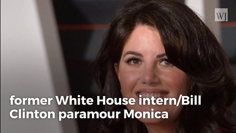 Monica Lewinsky Breaks Silence, Reveals the Horrific Thing Bill Clinton Really Did to Her