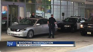 Milwaukee Police investigating shooting near North & Cambridge - Video