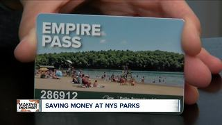 How to save money at NYS Parks - Video
