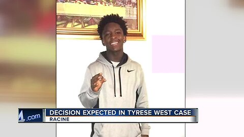 Decision expected in Tyrese West case Wednesday