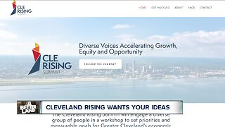 Cleveland Rising Summit tries to rebuild trust, identify underlying issues for Cleveland residents
