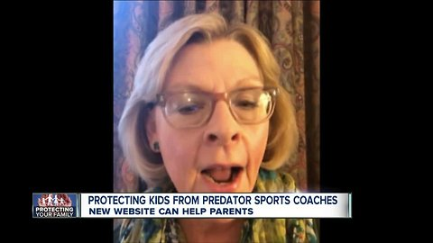 Is your child's sports coach a sexual predator? New website can help you check