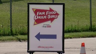 Fair Food Drive-Thru continues at State Fair Park
