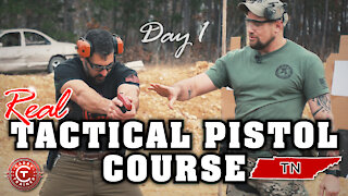 Tactical Pistol Course | Dover, TN - Day 1