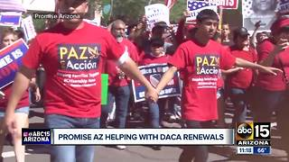 Arizona group again helping immigrants renew DACA status